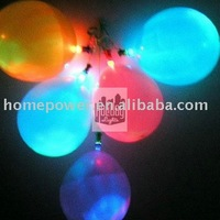 led balloon, flashing balloon, lighting balloon FREE SHIPPING(100PIECECPIRCE