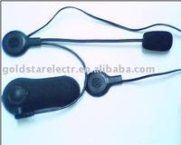 Bluetooth Motorcycle Helmet intercom Headset 100M