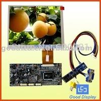 5.0 inch TFT LCD display