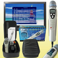 FREE SHIPPING-Portable Karaoke System(All in One Karaoke system,SD Karaoke Microphone system-SD1