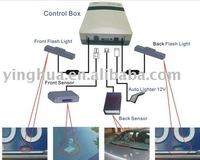 car radar resister YHC-007A