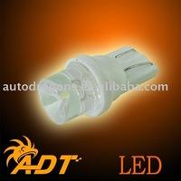 T8-1,white,wedge base,car led lamp.auto led bulb, car lamp, auto lighting,led car light,automotive led light