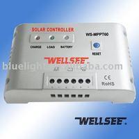 WS-MPPT60 50A  12V/24V Battery controller