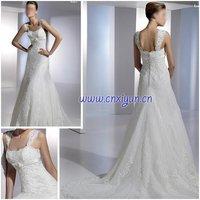 2010 Latest Fashion Wedding Dress  ---FAN031