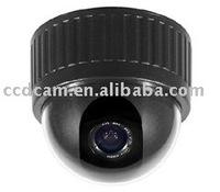 CCTV Color Plastic Dome CCD Camera