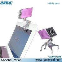 usb webcam,pc camera,Y62USB2.0,driverless,professional webcam factory!
