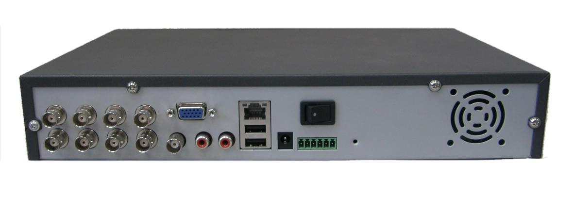 CCTV DVR, H.264 DVR, 8CH Standalone DVR, 200/240fps(China (Mainland))