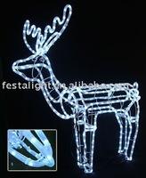 Santa Claus Rope Light Motif