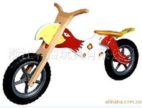 <BENHO/HIGH QUALITY WOODEN TOY>Wooden bike-Eagle