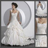 SM8O1*Bridal Gown Bridal Dress Wedding Dress
