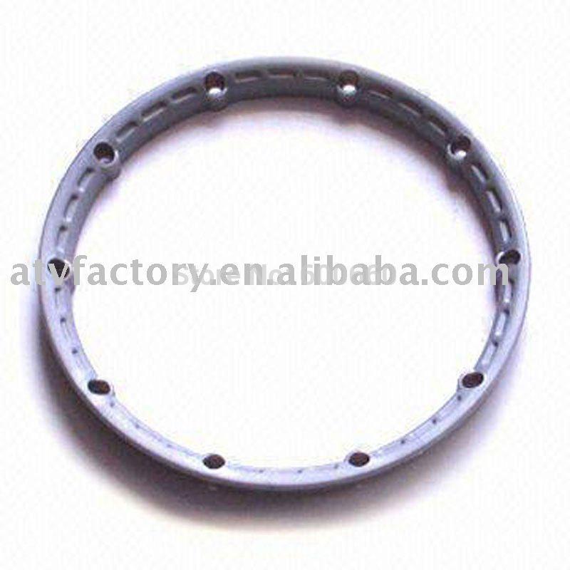 heavy-duty Bead Lock Ring (4pcs inner + 4pcs outer total 8pcs)(China (Mainland))
