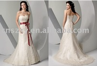 2009 fashion wedding dresses !  WD1189