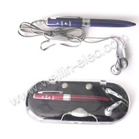 Metal ball pen with radio,promotional gift,fm auto scan radio