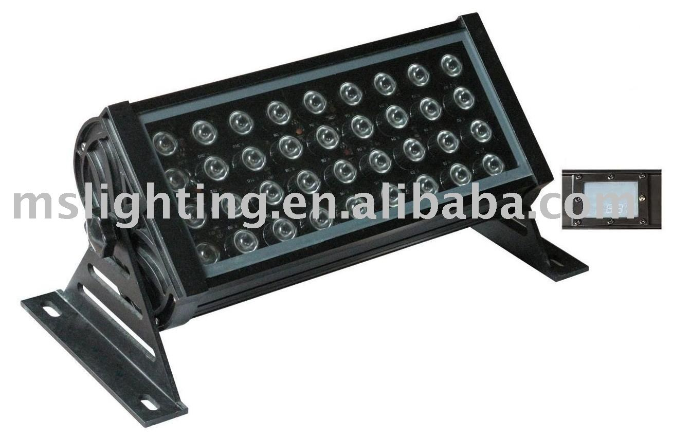 Wholesale And Retail High Quality Good Price Excellence Service Guaranteed 100% 36*3W RGB/RGBW/ALED Wall Washer LED Floodlight(China (Mainland))