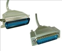 Printer Cable DB25 Female to Male (KCP-004)