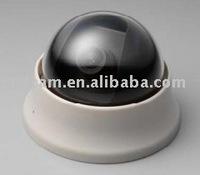 """Color cctv Plastic 2"""" Mini Dome Camera"""