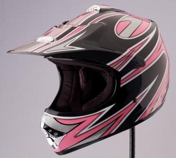 Sell good quality DOT approval children cross helmet