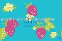 Exclusively designs swimwear fabrics