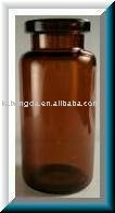pharmaceutic bottle(10 ml glass vial)