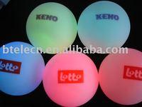 led ball colorful led light mood light Novelty Decoration with LED Mood Light