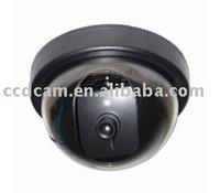 CCTV CCD Color Plastic Dome Camera