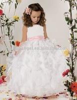 Lovely Custom Flower Girl Dress FGD-119