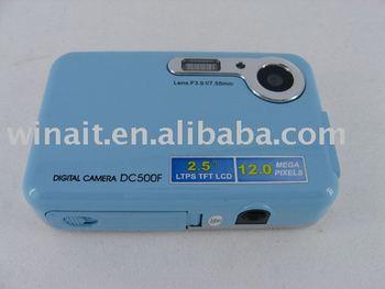 Winait's 3colors 12MP digital camera NEW