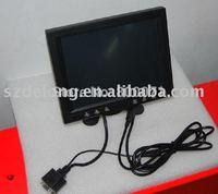 8inch car monitor, lcd car monitor, lcd display