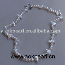 popular keshi pearl necklace