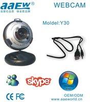 web cam, professional webcam factory,Y30