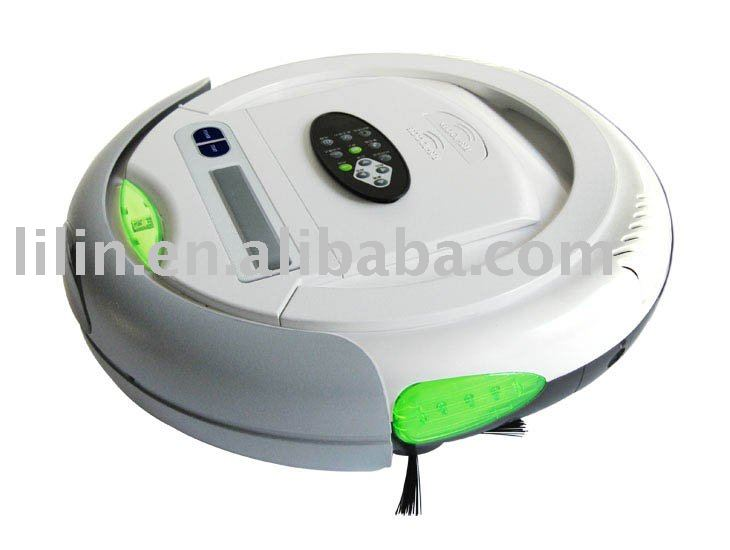 3 In 1 Multifunctional Robot Vacuum Cleaner(Auto Cleaning,Auto Sterilizing,Auto Odor Dispelling) , High Tech Product(China (Mainland))