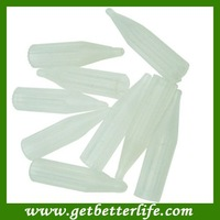 Free shipping 100 pieces plastic tattoo tips for eyebrow makeup 1R 3R 5R 3F
