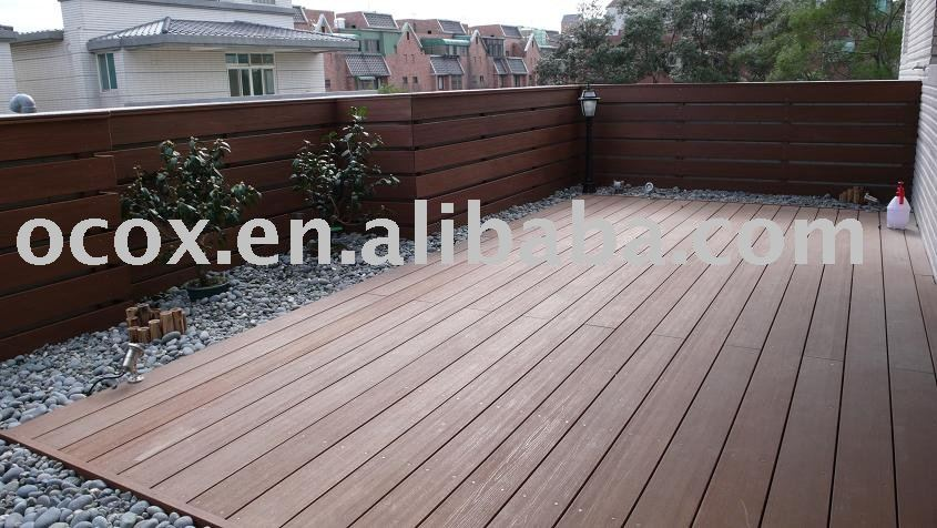wpc decking pavimento , pavimentazione wpc in varie pavimentazione wpc hollow HO02515-B 1 ...