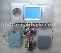 Gift&Free Shipping lock with Touch screen and password for safe or furniture