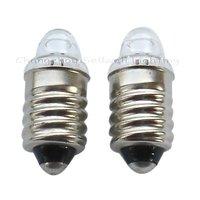 miniature lamp lighting bulbs e10x22 1.2v 0.25a 10 pcs a014