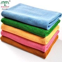"24""*47"" Ultra Absorbent Microfiber Bath Towel & Car Cleaning Cloth;for Wholesale and Retail"