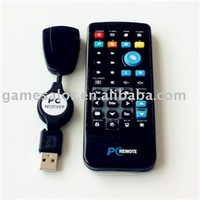 USB Media Center Remote Controller PC DVD TV Wireless Mouse For PC