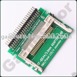 CF to 44 Pin IDE Hard Drive Adapter bootable  #9692  free shipping