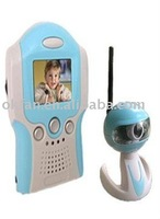 1.8 inch LCD Wireless Baby Monitor/wireless baby monitor/video baby monitor