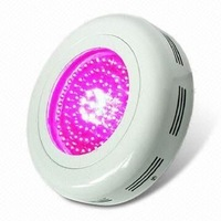 150W UFO LED Grow light;red(660nm):blue=8:1;also support DIY ratio;with 6000lm Luminous Flux;CE ROHS approved