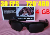 mini DV DVR sun glasses Camera Video Recorder 4GB