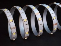 5m flexible LED Strip;5050 SMD;30LEDs/m,non-waterproof;DC12V input