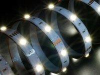 5m flexible LED Strip;5050 SMD;30LEDs/m, non-waterproof;;DC12V input;