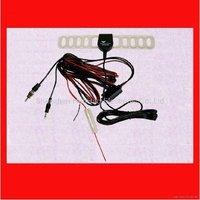 (BO-A0010) auto car digital tv antenna Aerial with Amplifier for car dvd tv