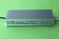 waterproof led power supply;AC90-250V input; 12V/100W output;IP68;CE and ROHS;