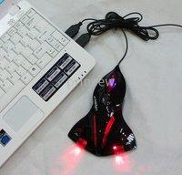 5pcs/ Cool modern Aircraft mice plane mouse USB 3D High-Precision Internet Optical Mouse mix order