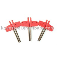 torx screw keys