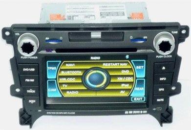 Mazda cx7 car dvd player with gps navigation system(China (Mainland))