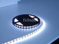 flexible led light ,5050,3528 led strip light ,white color led light waterproof free shipping