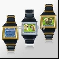 Steal watch phone--W600: battery can not take off TFT 1.5 Touch Screen, 176x132 pixel tri-band